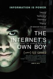 Click to watch The Internet's Own Boy now.